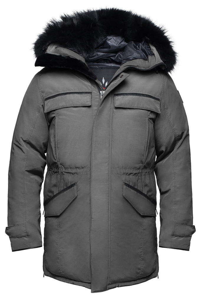 Labrador parka | Winter down jacket | Arctic Bay - Made in Canada