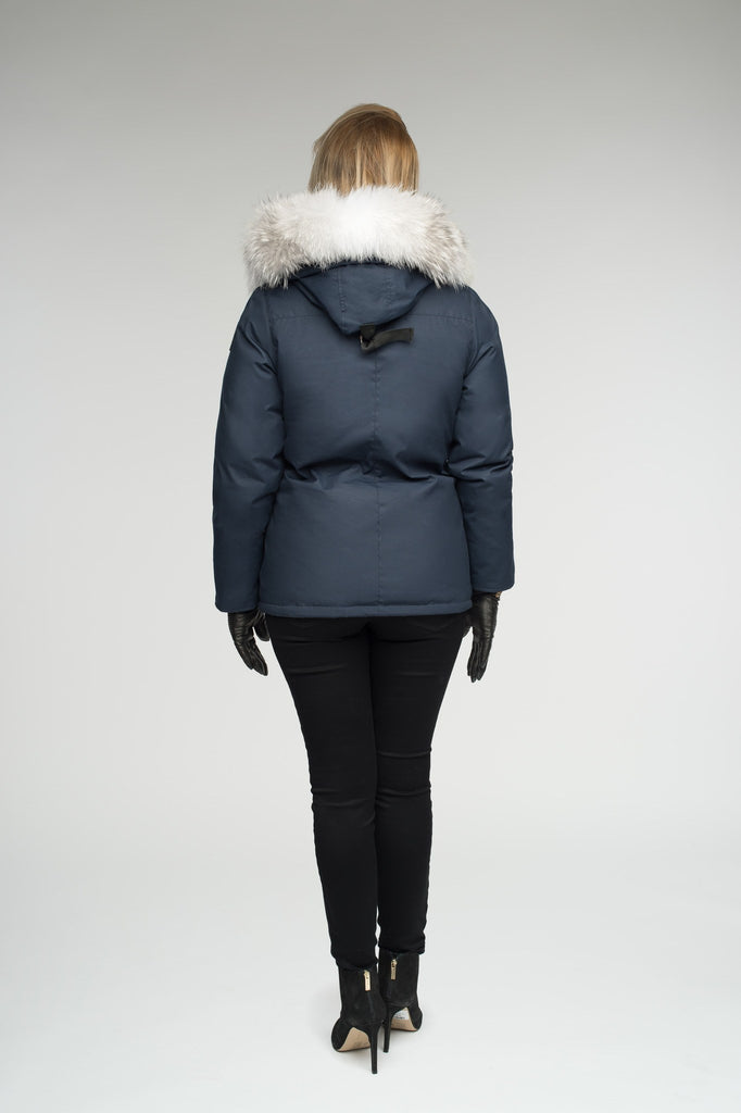 Laval parka | Womens winter jacket Canada | Arctic Bay - Made in Canada
