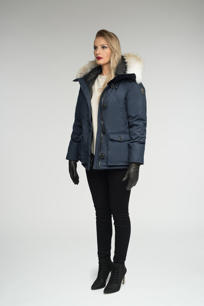 Laval parka | Womens winter parka Canada | Arctic Bay - Made in Canada