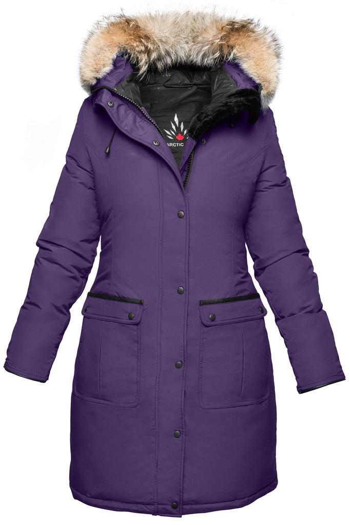 Mirabella parka | Womens winter jacket Canada | Arctic Bay - Made in Canada