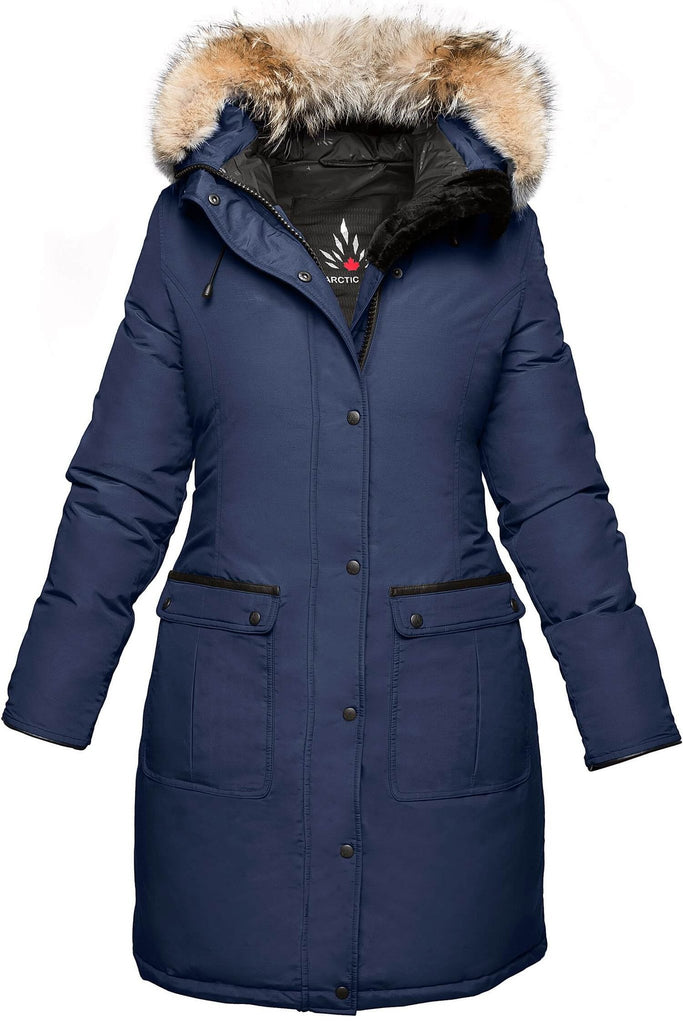 Mirabella parka | Womens winter coat Canada | Arctic Bay - Made in Canada