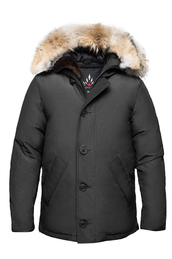 Toronto parka | Winter down jacket | Arctic Bay - Made in Canada