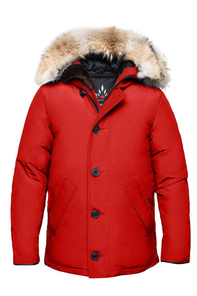 Toronto parka | Womens winter coat Canada | Arctic Bay - Made in Canada