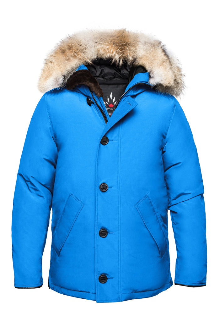 Toronto parka | Womens winter parka Canada | Arctic Bay - Made in Canada
