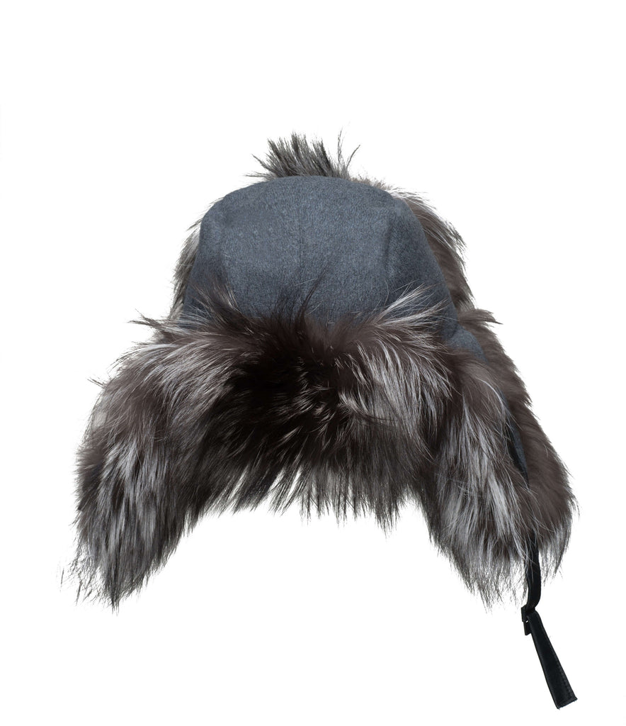 Wool Aviator Hat | Winter accessories | Arctic Bay - Made in Canada