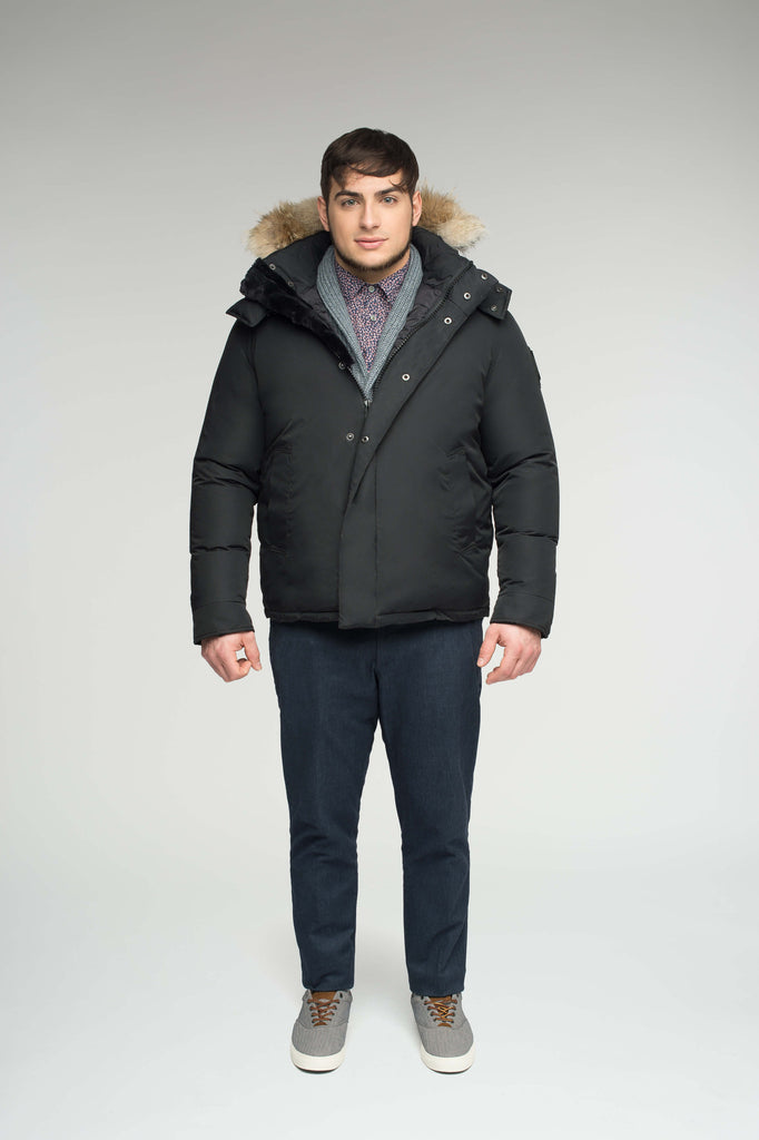 Bradford parka | Mens winter coat Canada | Arctic Bay - Made in Canada