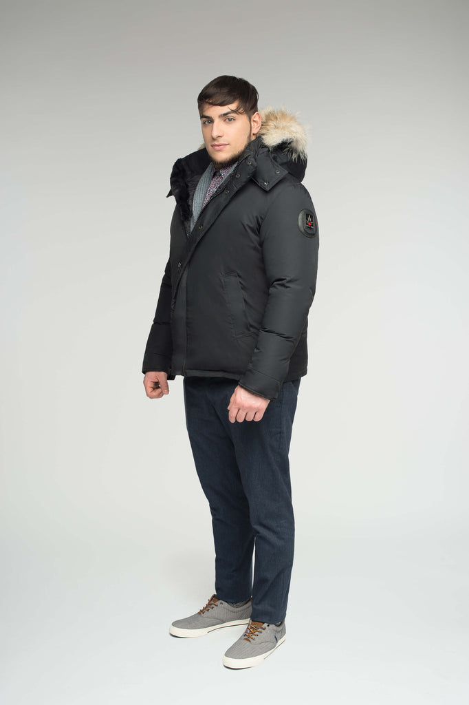 Bradford parka | Mens winter jacket Canada | Arctic Bay - Made in Canada