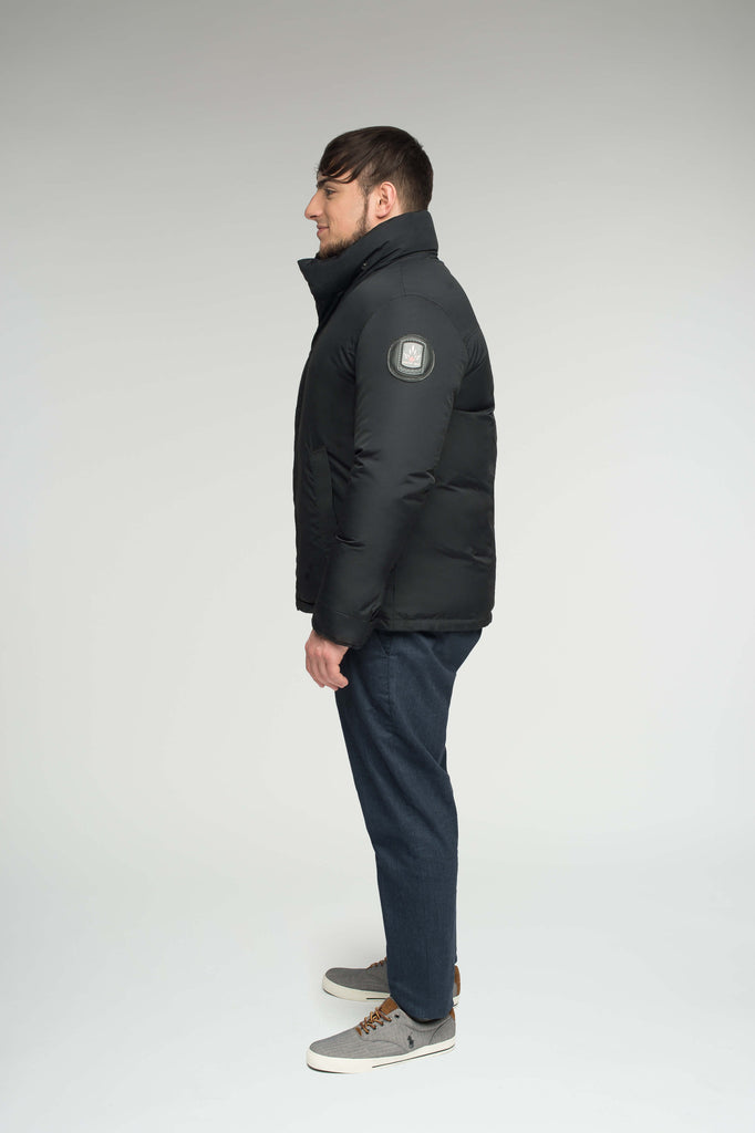 Bradford parka | Mens Winter bomber | Arctic Bay - Made in Canada