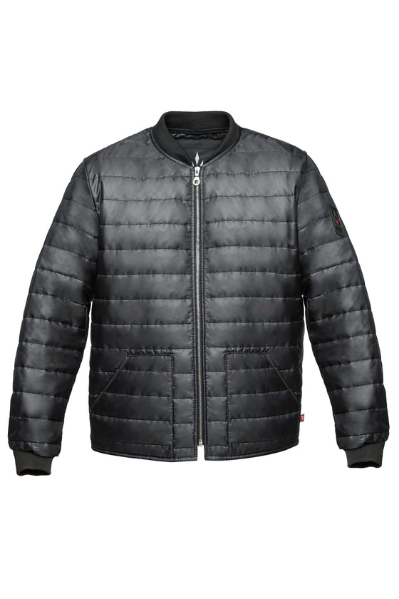 Kingston jacket |  Mens Winter bomber | Arctic Bay - Made in Canada