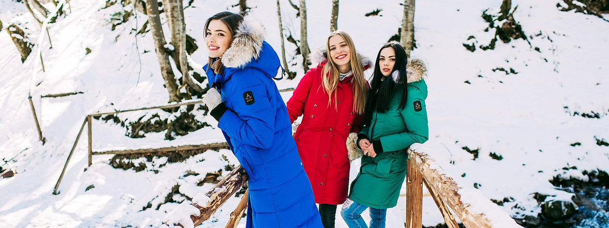 Stylish and colorful | Arctic Bay - Made in Canada