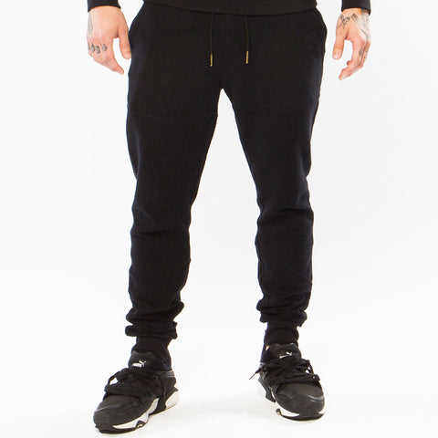 Fly Dollar Sweatpants (Black)