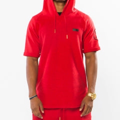 Urbane Sweatshorts (Red)