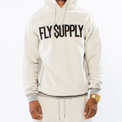 Fly Dollar Sweatpants (Grey)