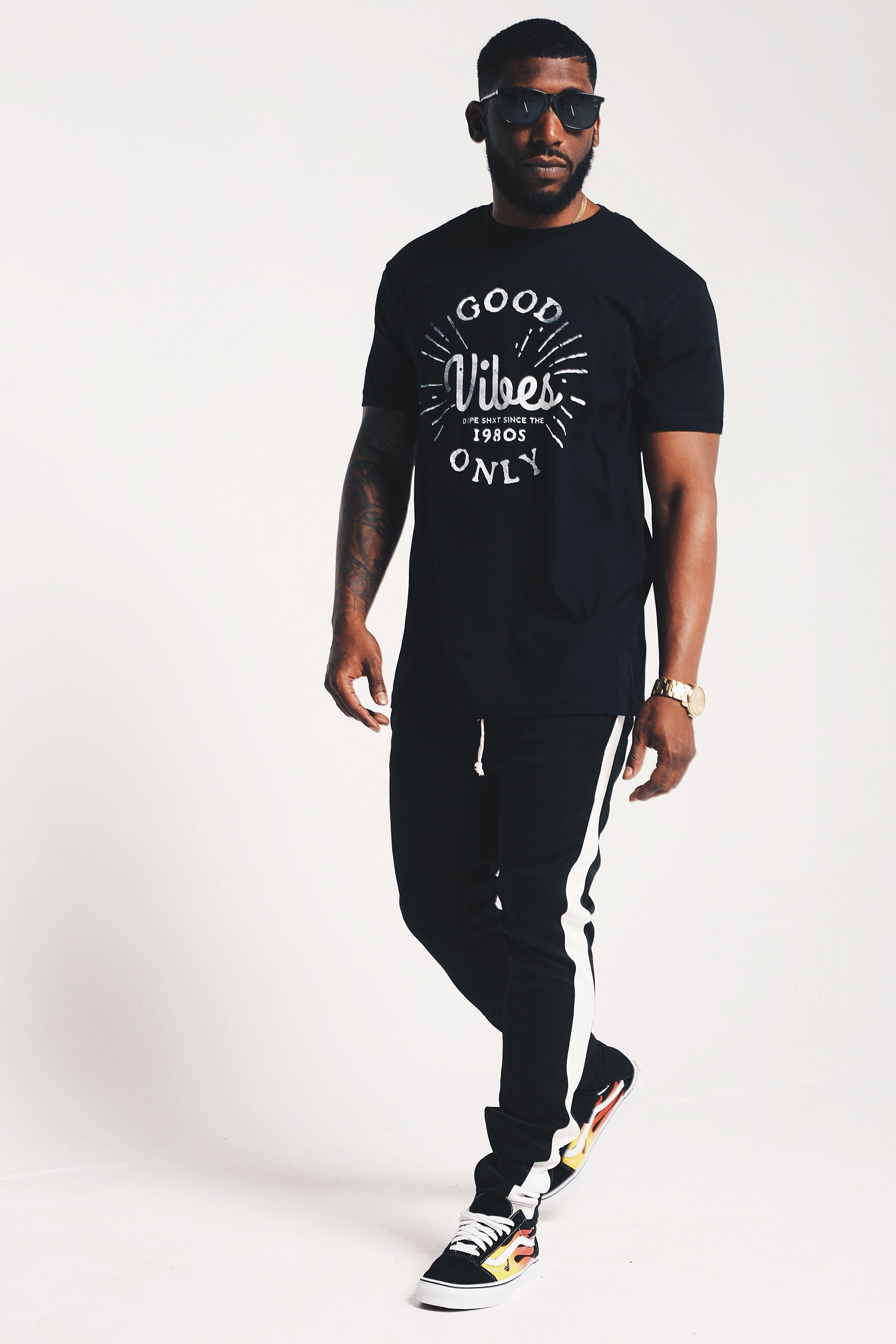 Good Vibes Only (BLK)