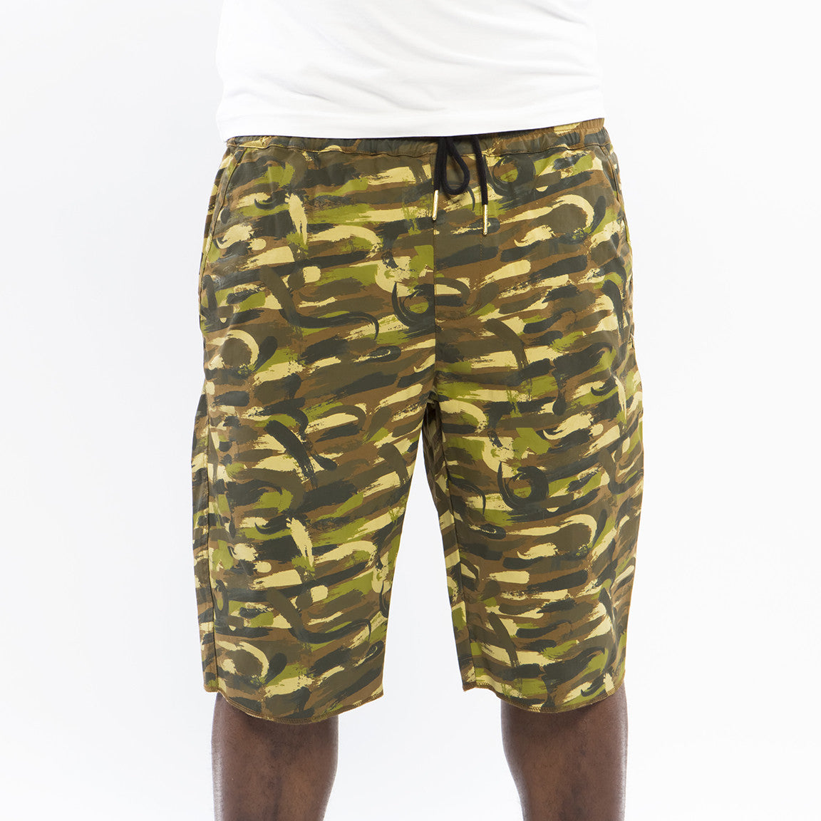 Brush Camo Cruiser Shorts