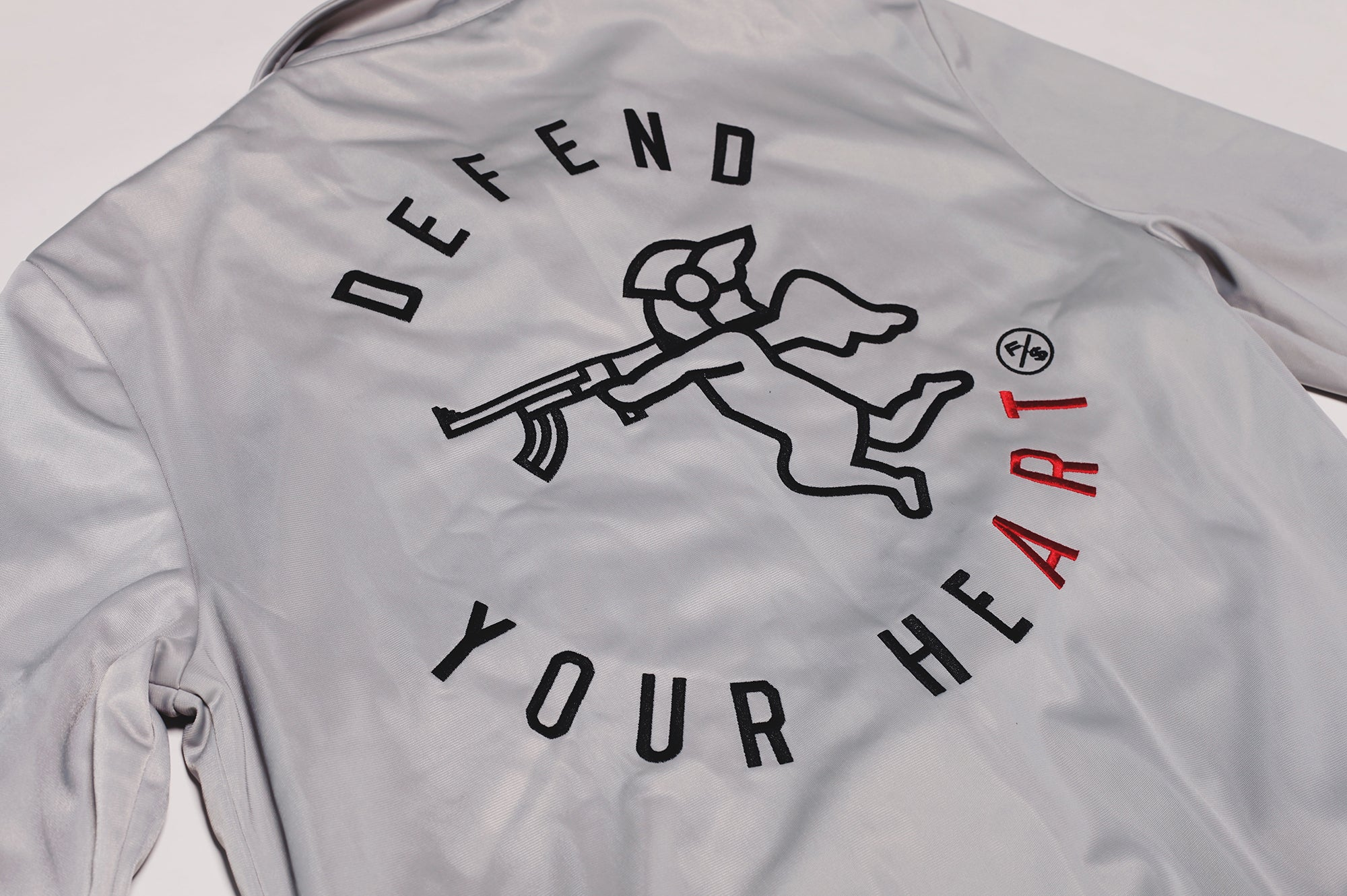 Defend Your HeART Trap Jacket (Top)