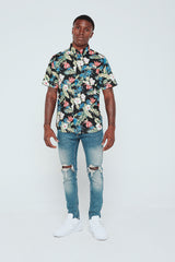Wave Tropical Shirt