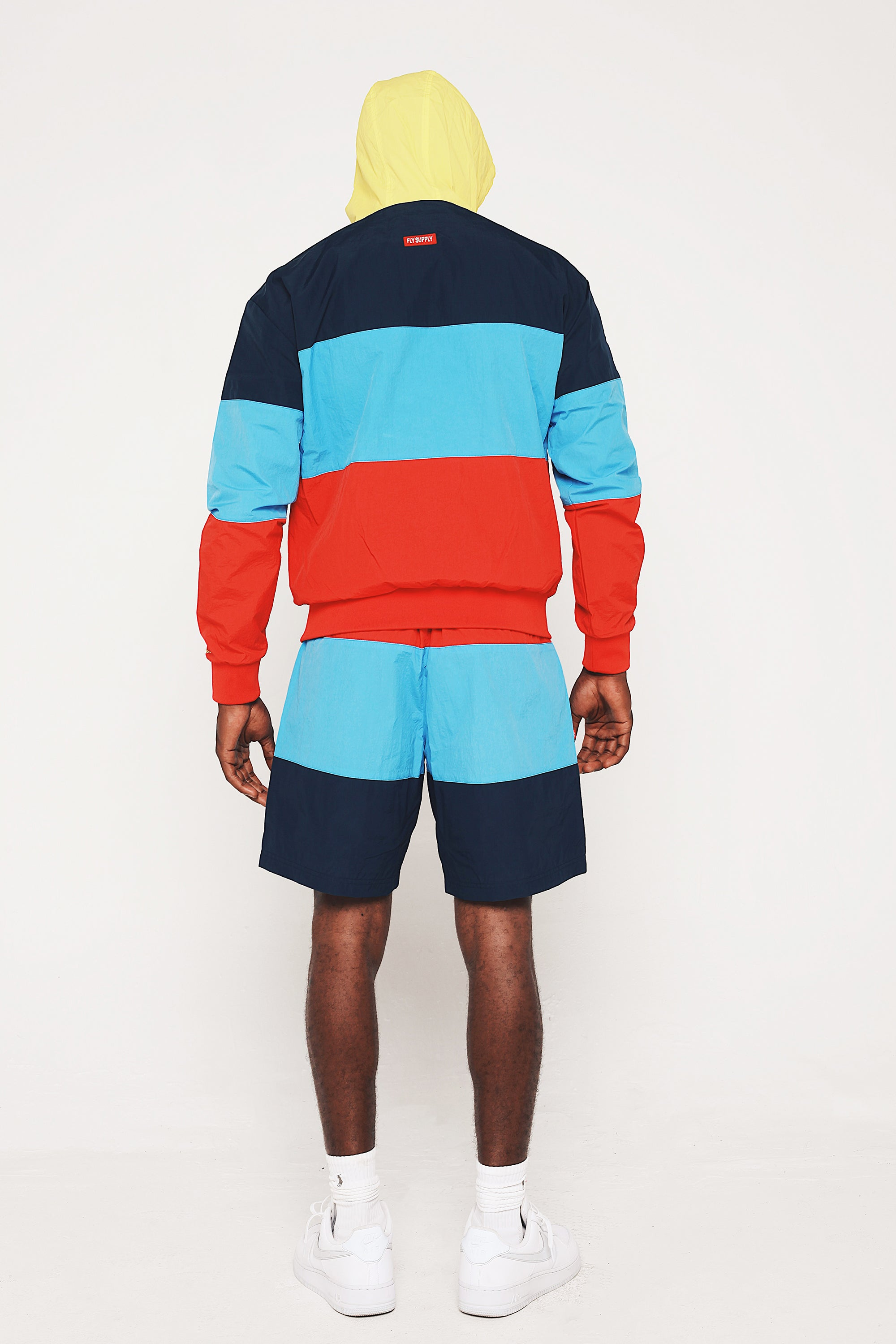 GOATS Colorblock Shorts