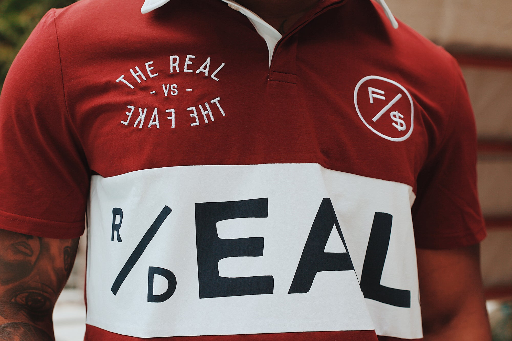 Real Deal Polo