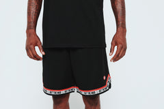 Out the Mud Mesh Shorts