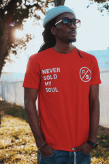 Never Sold My Soul Tee (Red)