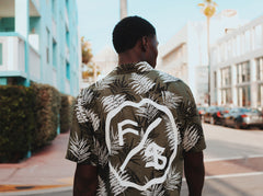 Wave Palm Shirt