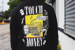 Touch Money LS (Black)