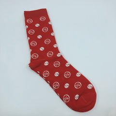 Fly Supply Monogram Socks (3PK)