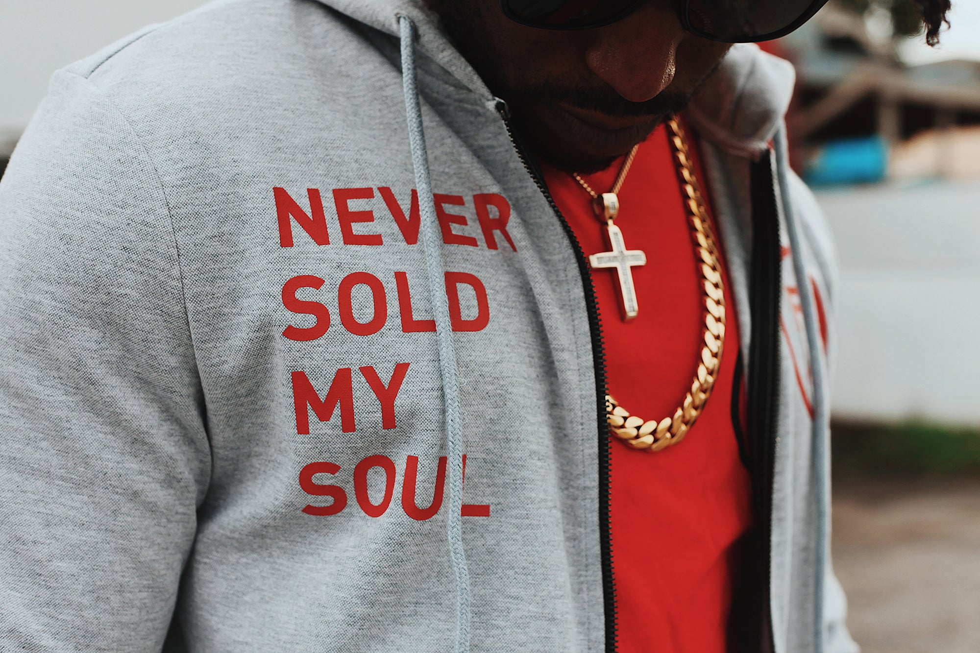 Never Sold My Soul (Jacket)