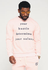 Salary Pullover Crewneck (Top)