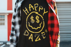 Happy Daze Tee (Black)