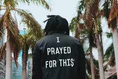 PRAYED Jacket