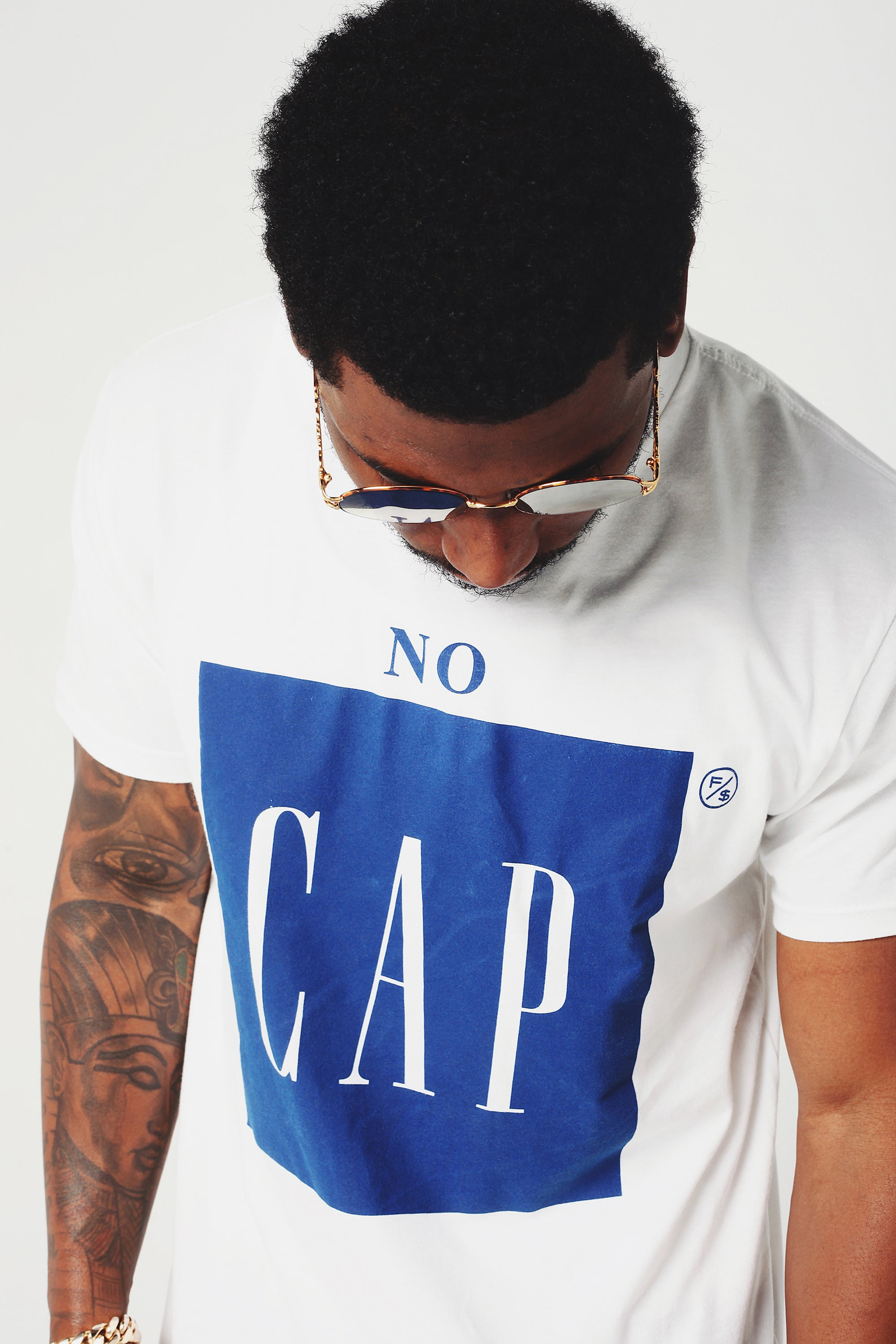 No Cap (white)