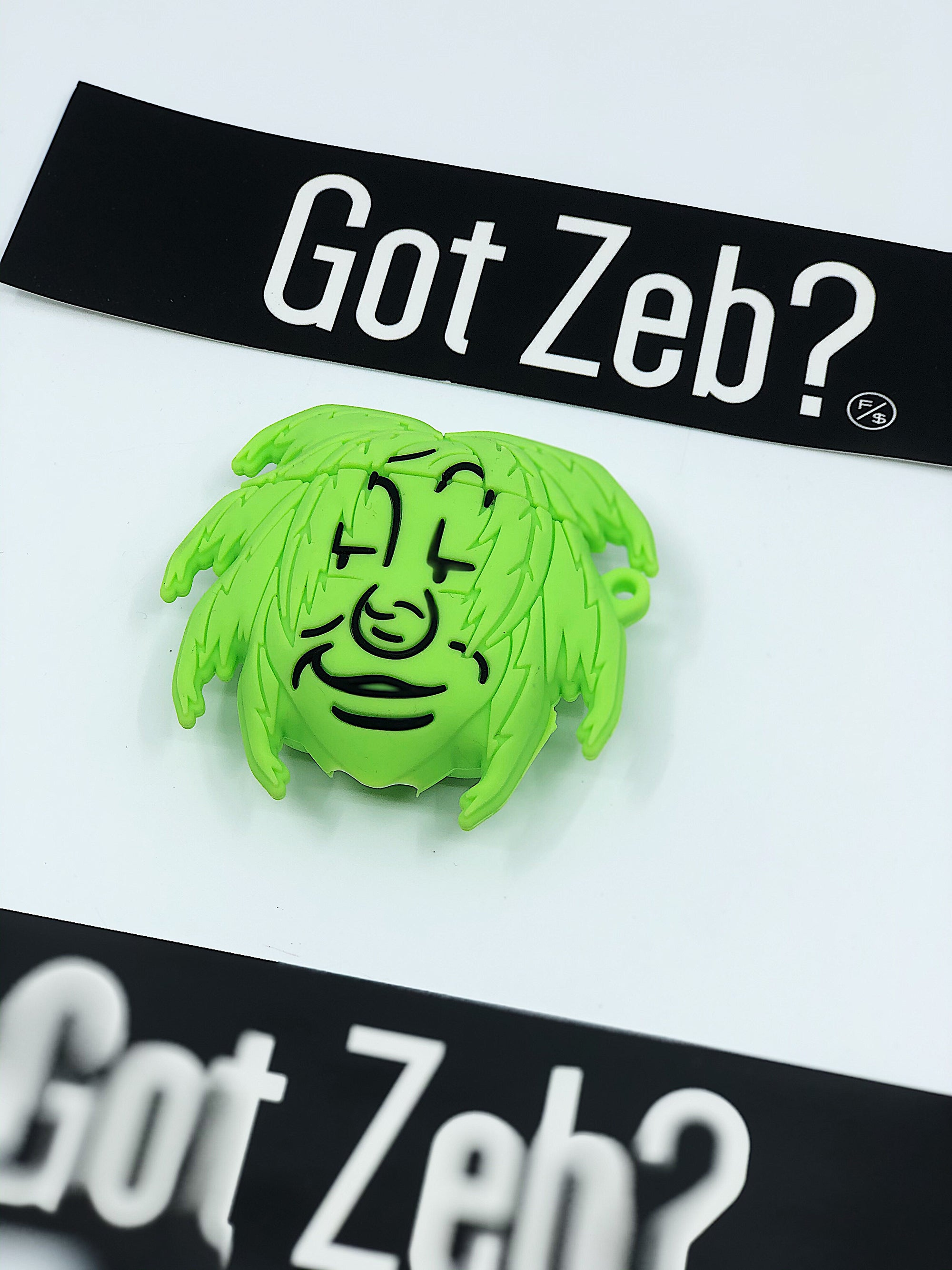 3D AirPod Case Cover: ZEB