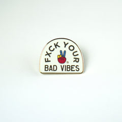 Pin: Bad Vibes