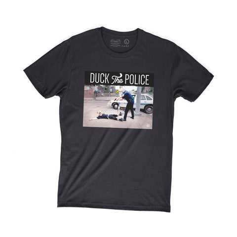 "Duck The Police ""Black"" (Classic Restock)"
