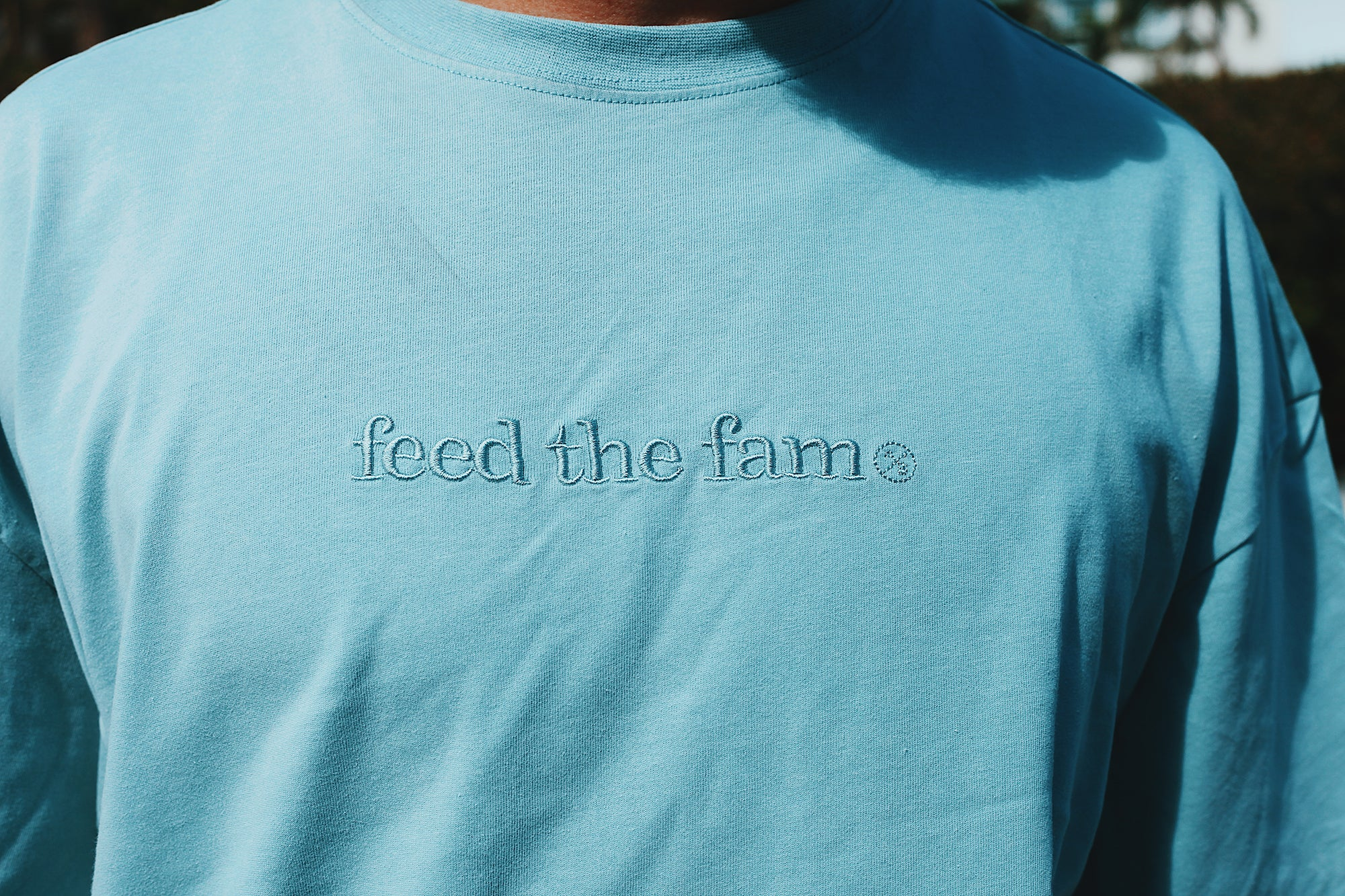 F/$ Oversize Set: Feed the Fam (2pc Set)