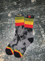 Roll Puff Pass Socks (Grabba Leaf Collab)