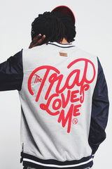 Trap Love Bomber Crewneck