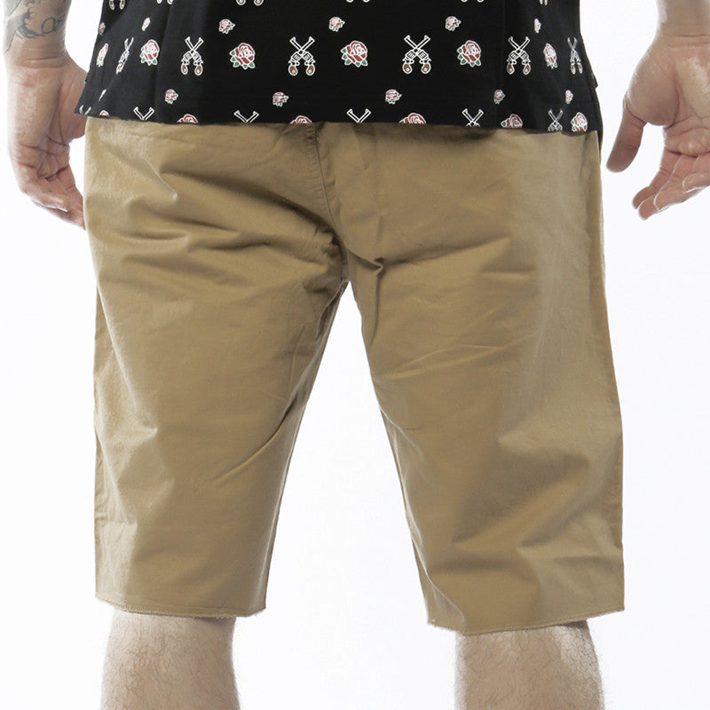 Basic Khaki Cruiser Shorts