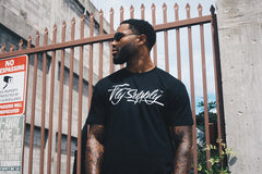 Fly Supply Logo Black