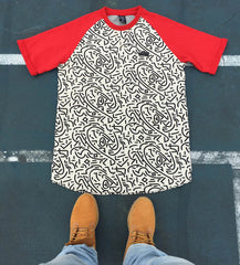 Clusterfxck Sweatshirt (Red)