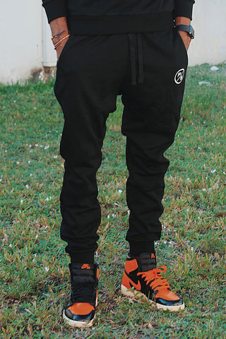 Salary Joggers (Bottom - Black)