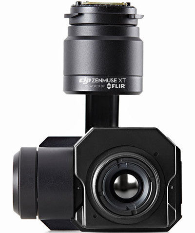 dji zenmuse xt professional basic powered by flir 6 8 mm. Black Bedroom Furniture Sets. Home Design Ideas