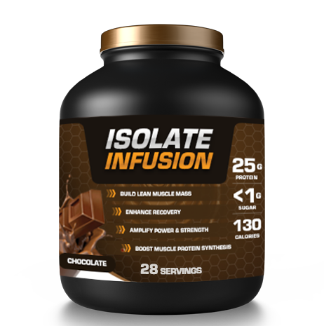 Isolate Infusion - 28 Servings