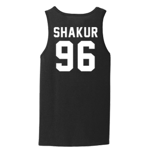 SHAKUR 96 Men's Tank Top #A002