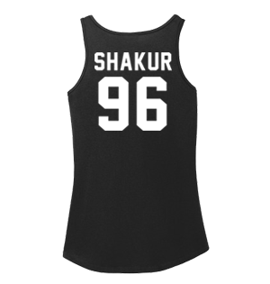 SHAKUR 96 Ladies Tank Top #A002