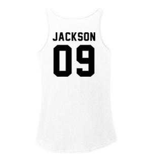 JACKSON 09 Ladies Tank Top #B002