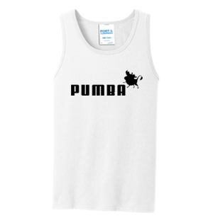 PUMBA Men's Tank Top #D003