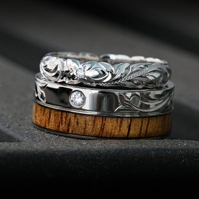 Couple & Wedding Ring Sets